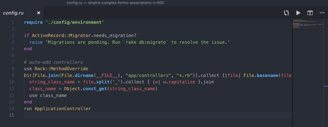 Picture of config.ru
